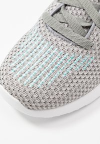 Skechers Sport - SKECH-AIR DYNAMIGHT - Trainers - gray/aqua/white - 2