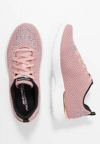 Skechers Sport - SKECH-AIR DYNAMIGHT - Sneakers laag - rose gray/white - 3