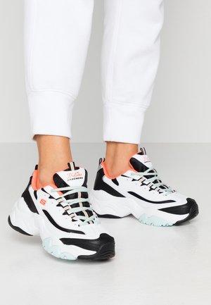D'LITES 3.0 - Zapatillas - white/black/orange