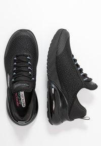 Skechers Sport - SKECH AIR STRATUS - Sneakers laag - black - 3
