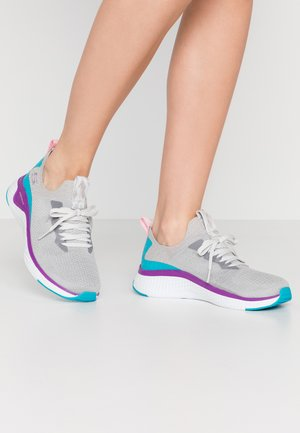 SOLAR FUSE - Sneakers basse - gray/multicolor