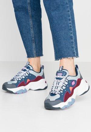D'LITES 3.0 - Sneakers laag - navy/burgundy/blue/pink