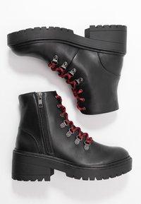 Skechers Sport - TEEN SPIRIT - Ankelstøvler - black - 3