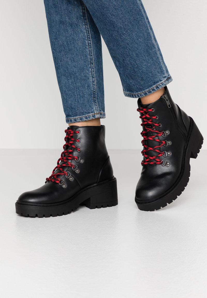 Skechers Sport - TEEN SPIRIT - Ankelstøvler - black