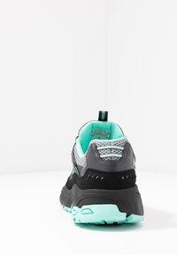 Skechers Sport - STAMINA - Sneakers laag - black/gray/mint - 5