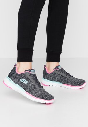 FLEX APPEAL  - Sneakers laag - black/pink/blue