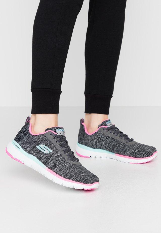 FLEX APPEAL  - Sneakers - black/pink/blue