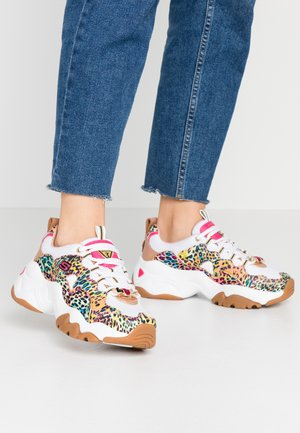 D'LITES 3.0 - Sneaker low - multicolor/white/red/gold