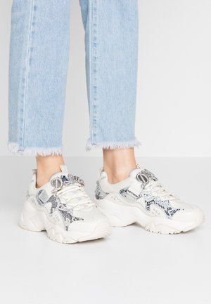 D'LITES 3.0 - Trainers - silver/offwhite