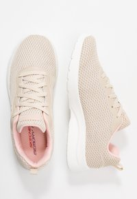 Skechers Sport - DYNAMIGHT 2.0 - Sneakers laag - natural/coral - 3