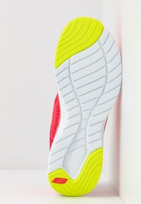 Skechers Sport - ULTRA GROOVE - Trainers - hot coral/black/lime - 6