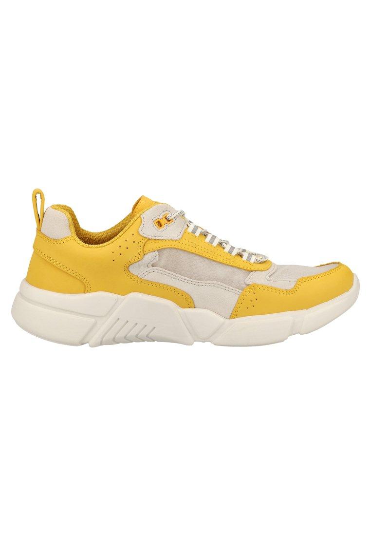 Skechers Sport Baskets Basses - Yellow