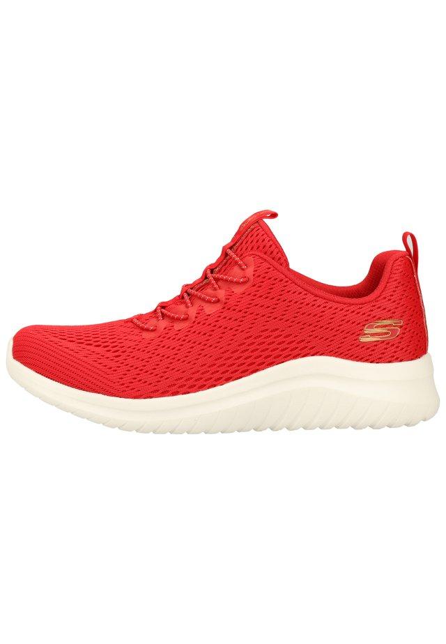 SKECHERS SPORT SNEAKER - Zapatillas - red