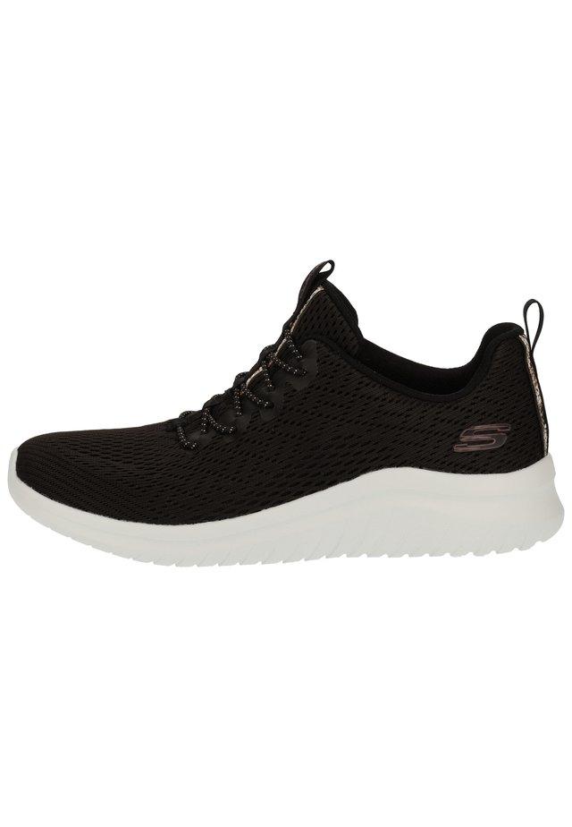 SKECHERS SPORT SNEAKER - Sneaker low - schwarz bkw