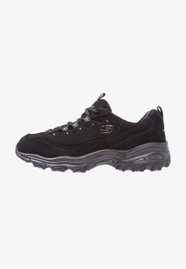 D'LITES - Sneakersy niskie - black