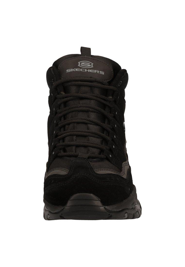 Skechers Sport Bottines à lacets black