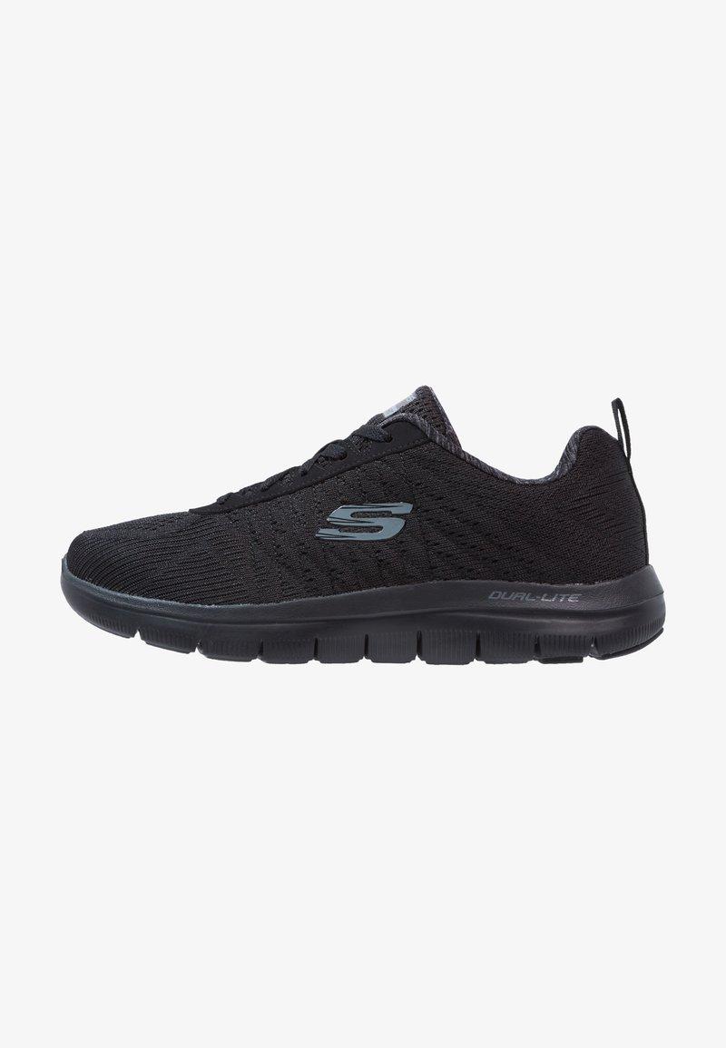Skechers Sport - FLEX ADVANTAGE 2.0 - Sneakersy niskie - black