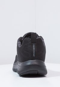 Skechers Sport - FLEX ADVANTAGE 2.0 - Sneakersy niskie - black - 3
