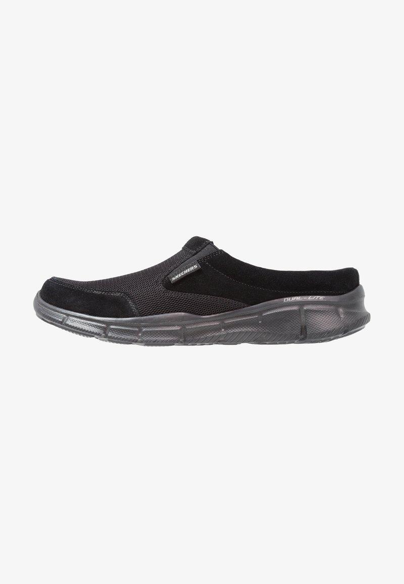 Skechers Sport - EQUALIZER - Mules - black