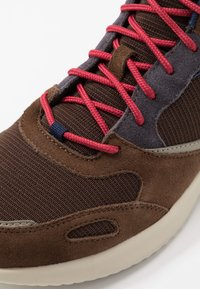 Skechers Sport - BOUNDER - Sneaker high - brown/mid tint - 5