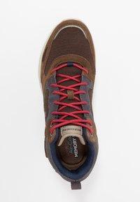 Skechers Sport - BOUNDER - Sneaker high - brown/mid tint - 1
