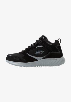 BOUNDER - Sneaker high - black/grey
