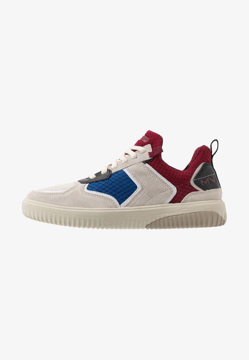 Skechers Sport - RIDGE - Sneakersy niskie - white/multicolor