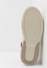 Skechers Sport - RIDGE - Sneakersy niskie - white/multicolor - 4