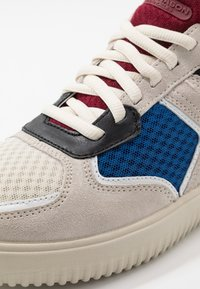 Skechers Sport - RIDGE - Sneakersy niskie - white/multicolor - 6