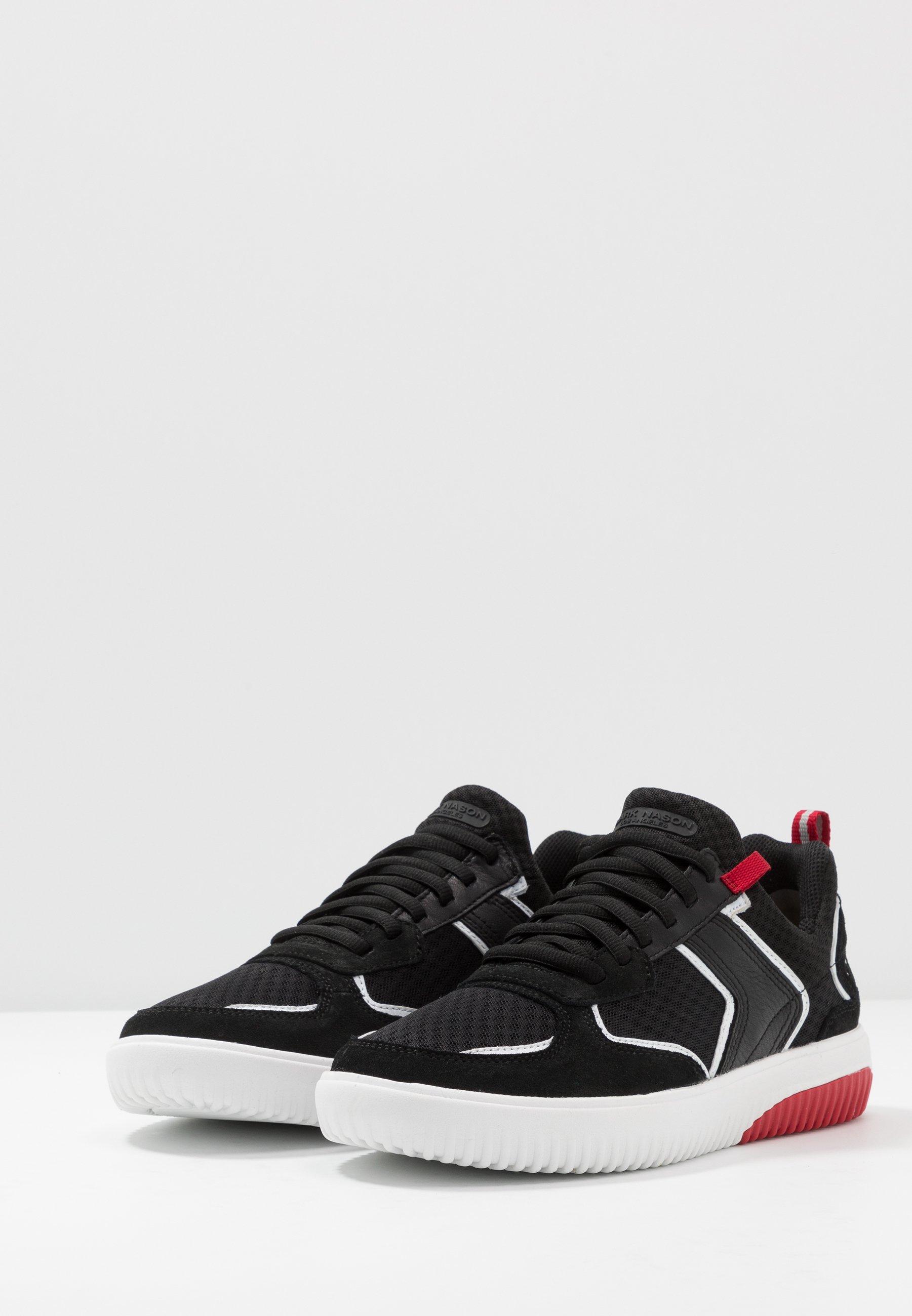 Skechers Sport Ridge - Zapatillas Black/red