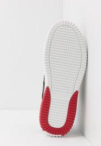 Skechers Sport - RIDGE - Sneakersy niskie - black/red - 4