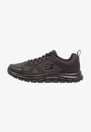 TRACK-BUCOLO - Trainers - black
