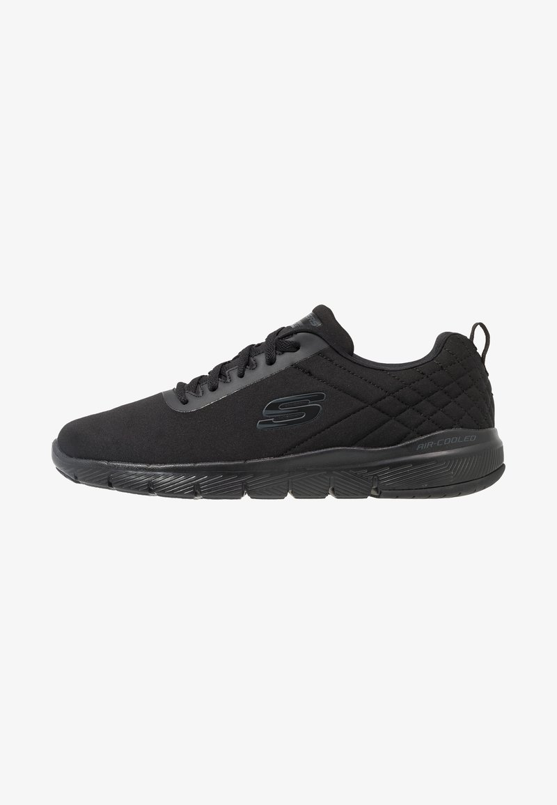 Skechers Sport - FLEX ADVANTAGE 3.0 - Sneaker low - black