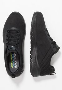 Skechers Sport - FLEX ADVANTAGE 3.0 - Sneaker low - black - 1