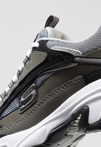 Skechers Sport - STAMINA - Sneakersy niskie - charcoal/black - 5