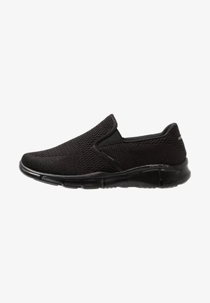 EQUALIZER - DOUBLE PLAY - Mocasines - black