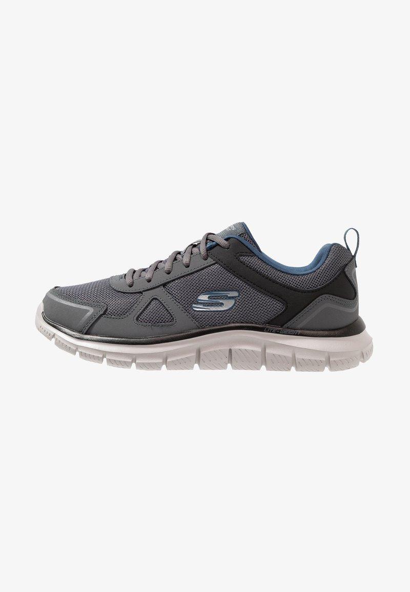 Skechers Sport - TRACK SCLORIC - Trainers - grey/navy