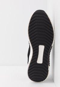 Skechers Sport - PAXMEN - Sneaker low - black/white - 4