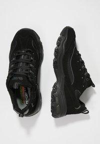 Skechers Sport - D'LITES - Sneaker low - black - 1