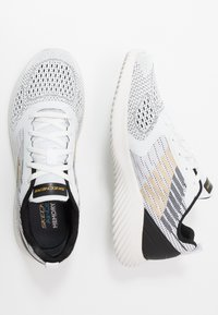 Skechers Sport - BOUNDER - Trainers - white/black - 1