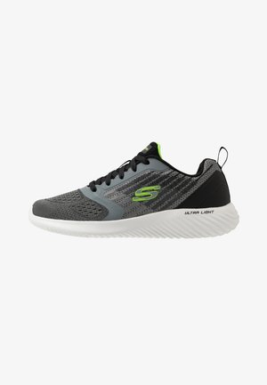 BOUNDER - Sneakers basse - charcoal/gray