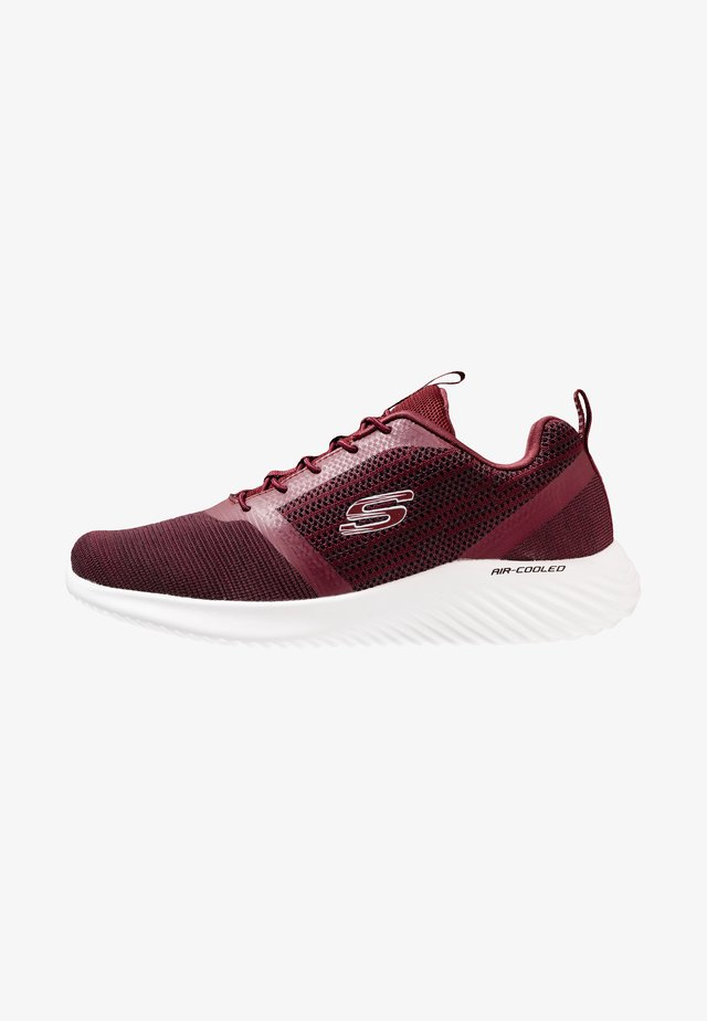 BOUNDER - Trainers - burgundy