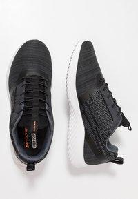 Skechers Sport - BOUNDER - Sneaker low - black - 1