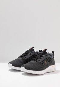 Skechers Sport - BOUNDER - Sneaker low - black - 2