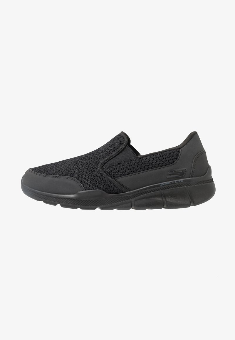 Skechers Sport - EQUALIZER 3.0 RELAXED FIT - Slip-ons - black