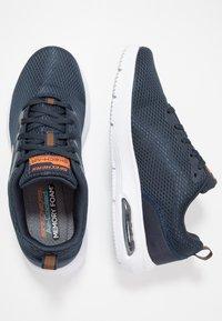 Skechers Sport - DYNA-AIR - Sneakersy niskie - navy - 1