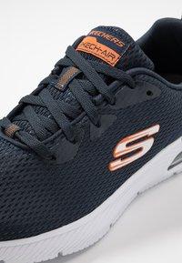 Skechers Sport - DYNA-AIR - Sneakersy niskie - navy - 5