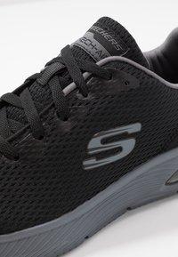 Skechers Sport - DYNA-AIR - Sneaker low - black - 5