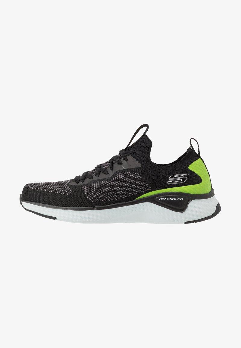 Skechers Sport - SOLAR FUSE - Sneaker low - black