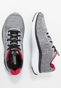 Skechers Sport - SOLAR FUSE - Trainers - grey/black - 1